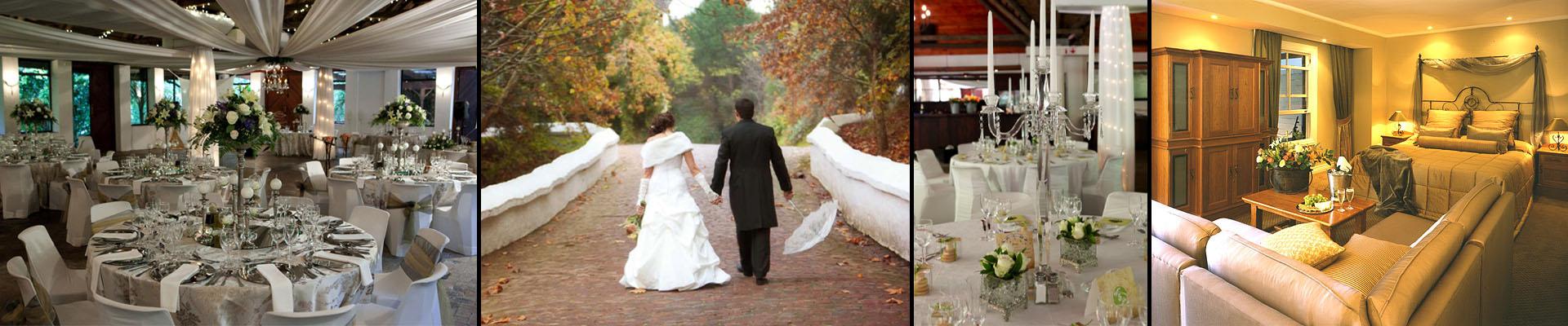 Weddings and Banqueting